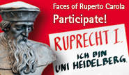 Faces of Ruperto Carola